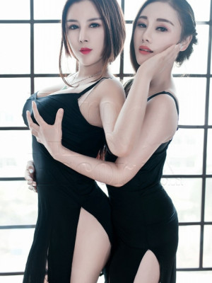 Girl Escort Eva and Sara & Call Girl in Tokyo